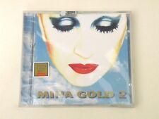 MINA - GOLD 2 - RARO CD CON DUE INEDITI - MBO RECORDS - 1999 - NUOVO! NEW! -DP