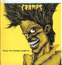 Cramps Tribute 2 EP feat The Sabrejets The Groundlings Los Bloody Rackets GFR