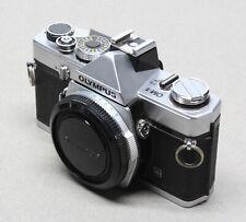 Olympus Om-1 Md Chrome 35mm Slr Film Camera Body