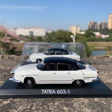 ixo 1/43 Scale TATRA 603-1 Diecast Alloy Model Car Gift Collection Kid