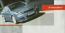 Prospekt Opel Vectra GTS Caravan Signum i35 Irmscher ca.2003