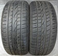 2 Sommerreifen Continental Contact SSR UHP * RSC 255/50 R19 107W RA1200