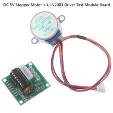 1Set ULN2003 Driver Test Module Board 28BYJ-48+DC 5V Stepper Motor for Ardu QW