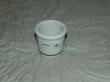 Longaberger Toothpick Holder - Heritage Green - Free Expedited Shipping