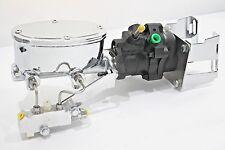 60-87 Chevy/GMC C/K Truck Hydroboost Black Series Master Cylinder w/ Prop Valve