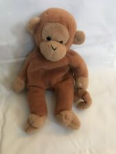 Ty Beanie Babies, Bongo the Monkey 1995, Retired