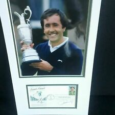 More details for severiano ballesteros signed fdc from brookline 1988 mint
