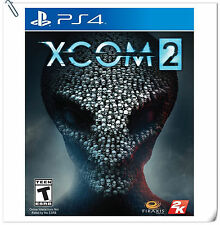 PS4 XCOM 2 SONY PlayStation 2K Games Turn-based