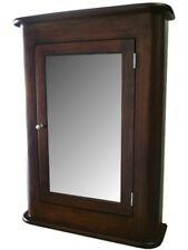 Madrid Dark Walnut Medicine Cabinet / solid wood & handmade