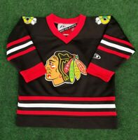 Chicago Blackhawks Reebok Alternate Hockey NHL jersey 3T