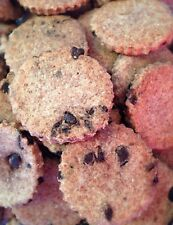 🐶The Cornish Barkery Natural Gourmet Dog Treats Choc Chip Cookies 🍪 Biscuits