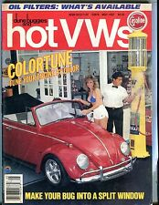 Dune Buggies And Hot VWs Magazine May 1987 Colortune VG 041917nonjhe