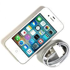 Apple iPhone 4s 16GB White Unlocked Sim Free GOOD CONDITION 767
