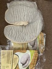 Washable Fleece Massage Table Bed Chair Headrest Face Cradle Pillow Cover
