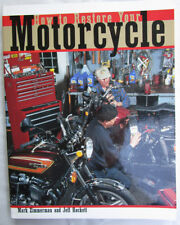 MOTORCYCLE RESTORATION BOOK JAPANESE BRITISH AMERICAN GERMAN ITALIAN BIKES