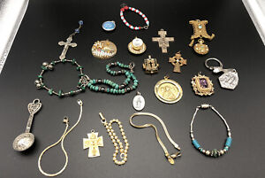 Costume Jewelry Lot See Item Details In Description