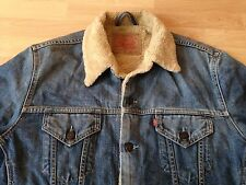 Levis 71500 04 Sherpa Teddy Fell Winter Jacke Jacket  XL