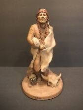 American Indian 1899-R 1983~Tom Clark American Indian Sign On Front