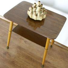 50er 60er JAHRE TISCH NIERENTISCH ÄRA COFFEE TABLE COUCH DESIGN BEISTELL (7355)