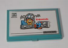NINTENDO LCD GAME & WATCH SQUISH MULTI SCREEN GAME Retro VINTAGE G&W