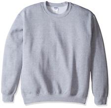 Gildan Men's Heavy Blend Crewneck Sweatshirt - Large - Sports Grey