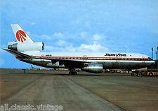 Postcard 167 - Plane/Aviation 050 Japan Asia Douglas DC10-40