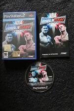 PS2 : SMACKDOWN ! VS RAW 2006 - Completo, ITA ! Prima Stampa !