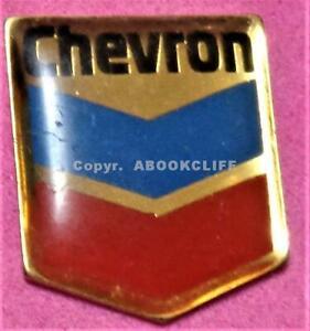CHEVRON GAS and OIL CANADA EMPLOYEE ? SMALL Lapel Pin