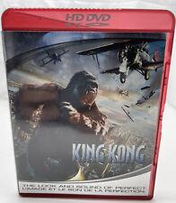King Kong Movie (2005) on Hd Dvd - Universal Studios, High Definition Dvd