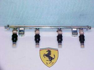 Ferrari 348 Motor Combustible Inyector Rail _ _ Mondial _ 137326_ Nuevo _ OEM