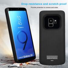 4700mAh Akku Hülle Power Case Zusatzakku Batterie Cover Für Samsung Galaxy S9 DE
