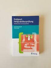 Endspurt Heilpraktikerprüfung (2012, Taschenbuch)
