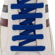 Lacci per Scarpe Sneakers - Bergal 140cm Piatti Larghi Blu Royal