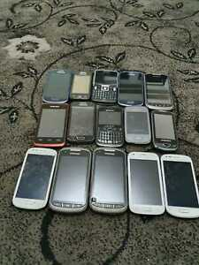 Job lot of 15 devices: Samsung Galaxy Mix Joblot Bulk Faulty 028