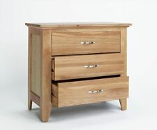 Farmhouse 60cm-80cm 3 Chests of Drawers