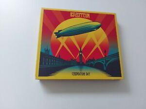 2 CD & DVD  set - Led Zeppelin - CELEBRATION DAY