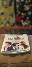 Final Fantasy 8 strategy guide BRAND NEW