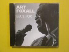 Art Foxall Blue Fox Audio Daddio Jazz Blues Excellent CD