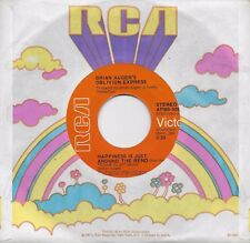 BRIAN AUGER'S OBLIVION EXPRESS  Happiness Is Just Around The Bend 45 from 1973