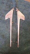1958 CADILLAC 62 SERIES CONVERTIBLE HOOD GUN SIGHTS $235