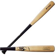 Louisville Slugger MLB Prime KS12 Wood Baseball Bat Black/Natural WBL2439010