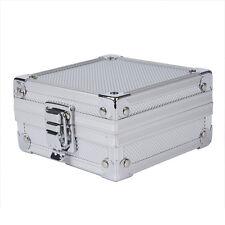 Aluminum Case Box with Clasp for Rotary or Coil Tattoo Gun Machine U1U4