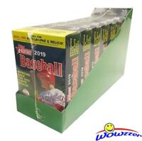 2019 Topps Heritage Baseball EXCLUSIVE HANGER Case with 8 Factory Sealed Boxes!