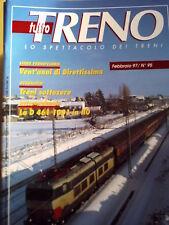 Tutto Treno 95 1997 Locomotiva D 461 1001 FIAT