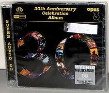 OPUS 3 Hybrid SACD 22060: 30th Anniversary Celebration - 2006 GERMANY SEALED