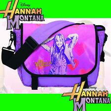 Disney Hannah Montana Tasche violett 10022 Freizeittasche 33x25x12 Messenger Bag