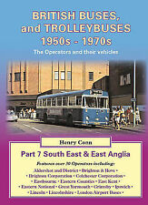 BRITISH BUSES, TRAMS AND TROLLEYBUSES, 1950S-1970S: THE OPERATORS AND THEIR VEHI