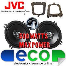 """Vauxhall CORSA B&C POSTERIORE tratteggio Auto Altoparlante Upgrade JVC 5,25 """" 13cm Alimentatore da 500 W MAX COPPIA"""