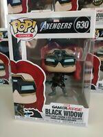 Marvel Avengers Game Black Widow Funko POP! #630 ***In Stock***