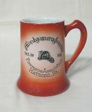 1911 Montgomery County Firemens Association Tankard  Annual Parade # JD